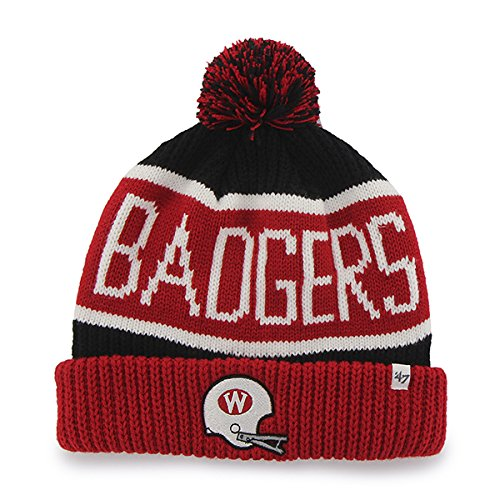 Wisconsin Badgers Red Cuff