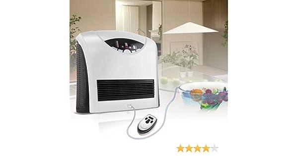 Generador de Ozono, Purificador-Ionizador Aire y Agua: Amazon.es ...