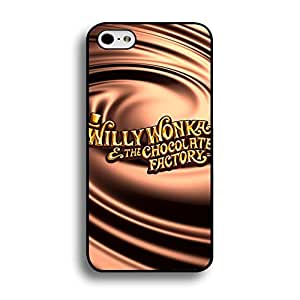 Plastic TPC/PU Fun Movie Pattern Design Iphone 6/6s 4.7 (Inch) Cover Willy Wonka Phone Case