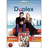 Duplex with Bonus Feature: Fifty Pills by Ben Stiller