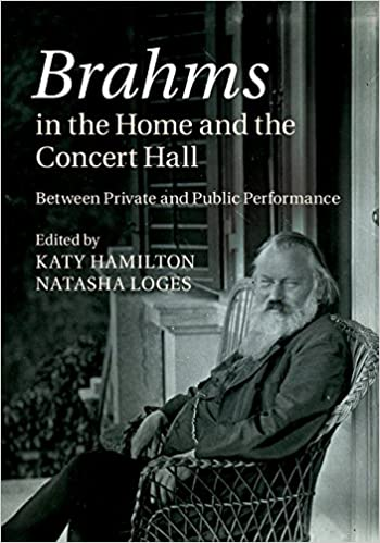 Book Brahms in the Home and the Concert Hall: Between Private and Public Performance