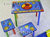 Sesame Street Elmo Room in a Box Toddler Bed