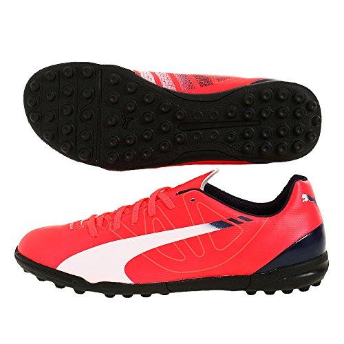 da calcio Uomo TT white Puma 3 pink navy Scarpe 5 evoSPEED CxAwx7qXB