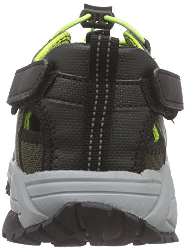 ICEPEAK Ward - Zapatillas Mujer Verde - Grün (90 dark khaki)