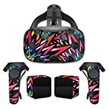 MightySkins Protective Vinyl Skin Decal for HTC Vive wrap cover sticker skins Color Bomb
