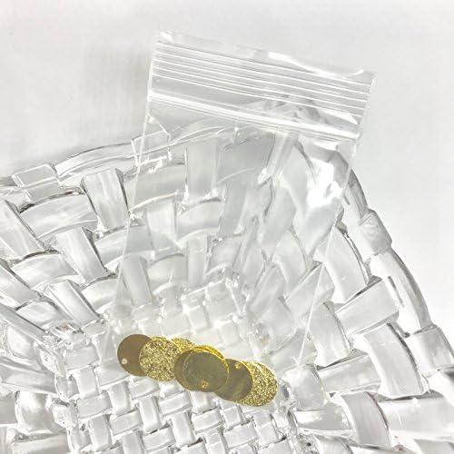 【ハンドメイド素材店チャチャ】ゴールドプレート チャーム ハンドメイド パーツ 素材 ビーズ ピアス イヤリング 手芸材料 手芸用品 DIY (13mm(10個))