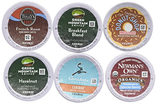 Variety Pack Coffee Pods (Keurig k-cup variety pack, 72 Count)