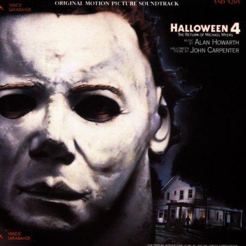 Alan Howarth: Halloween IV Original Soundtrack [SOUNDTRACK] (1993-07-01)]()