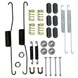 ACDelco 18K2089 Professional Rear Drum Brake Shoe Adjuster and Return Spring Kit