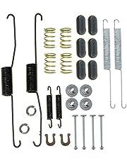 ACDelco 18K2089 Professional Rear Drum Brake Shoe Adjuster and Return Spring Kit