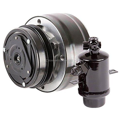 - AC Compressor w/A/C Drier For Mercedes 300D 300CD 300TD - BuyAutoParts 60-86109R2 NEW