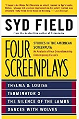 Four Screenplays: Studies in the American Screenplay (an analysis of four groundbreaking contemporary classics) by Syd Field (1998) Paperback Unknown Binding