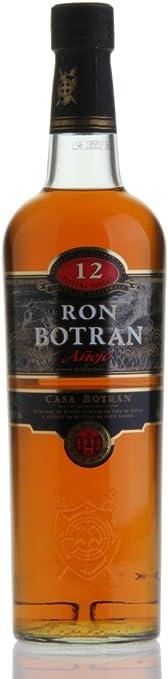 Ron botran Anejo 12 años – 0,7 l)