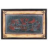 Black Forest Decor Metal Southwest Pottery Wall Art