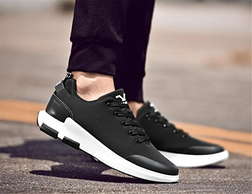 Sneakers Training Walking White Trainers Casual Breathable Running Athletic Men Shoes nqPx8wT71a