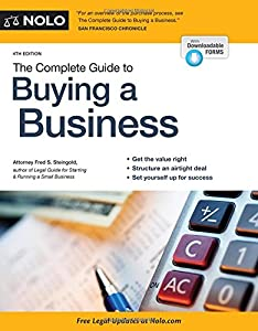 Complete Guide to Buying a Business, The by NOLO