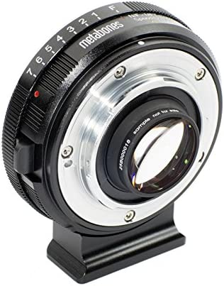 Metabones Speed Booster Xl Nikon G An Mft Elektronik