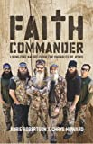img - for Faith Commander: Living Five Values from the Parables of Jesus book / textbook / text book