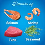 Purina Friskies Dry Cat Food, Seafood Sensations