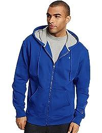 Men's Powerblend Fleece Full-Zip Hoodie