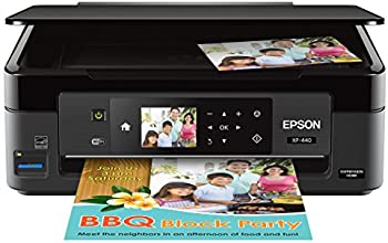 Epson Expression Home Inkjet All-in-One Printer