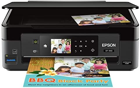Amazon Epson Expression Home Xp 440 Wireless Color Photo