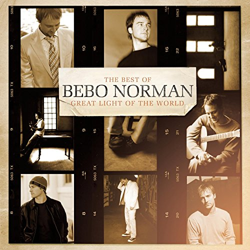 Great Light of the World:  The Best of Bebo Norman Album Cover