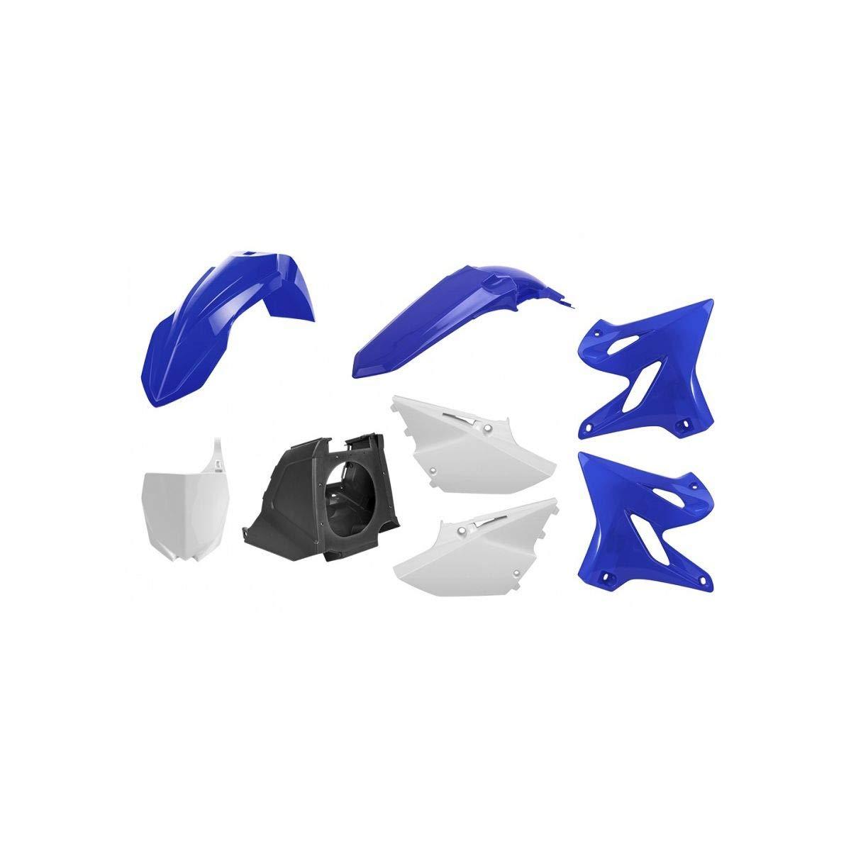 02-19 YAMAHA YZ250 OEM Color Polisport Yamaha Complete Restyle Kit