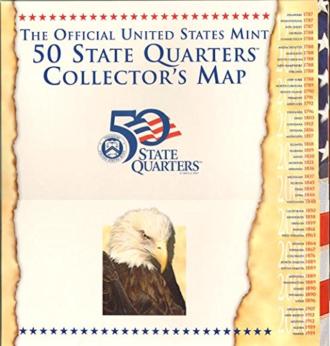 The Official U.S. Mint 50 State Quarters Portfolio
