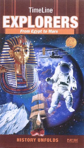 TimeLine Explorers: From Egypt to Mars (History Unfolds) ebook