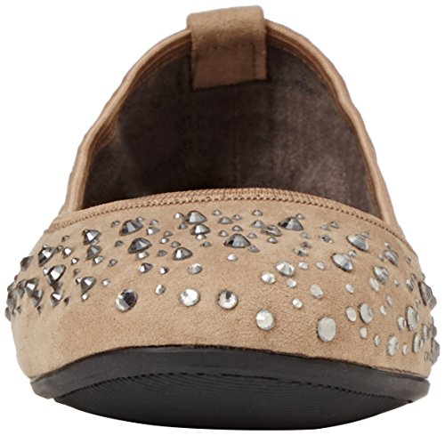 Butterfly Twists Damen Christina Ballerinas Beige (Taupe)