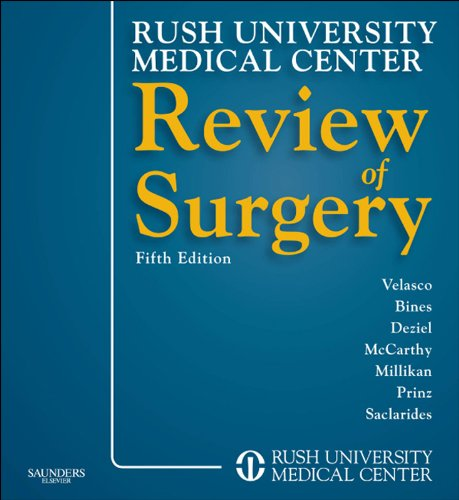 Rush University Medical Center Review of Surgery Pdf