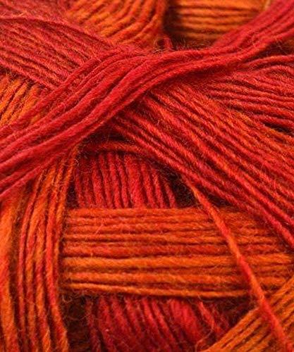 Schoppel Wolle Zauberball (#1874 Fall In - Yarn Trekking Sock Xxl