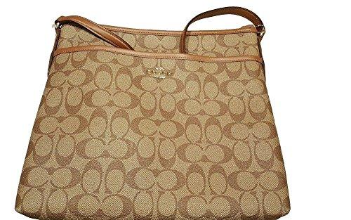 Coach Signature Crossbody Handbag F58297