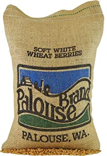 U.S.A Grown Soft White Wheat Berries | 100% Non-Irradiated | Certified Kosher Parve | Non-GMO Project Verified |Identity Preserved (We tell you which field we grew it in) (B00JUEX64O) | Amazon price tracker / tracking, Amazon price history charts, Amazon price watches, Amazon price drop alerts