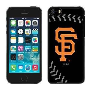 linJUN FENGCustom Iphone 5c Case MLB San Francisco Giants 2 Pensonalized Phone Covers