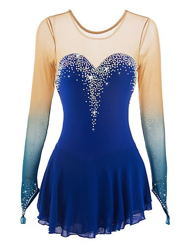 Amazon.com: Skating Queen Figure Skating Dress for Girls ...