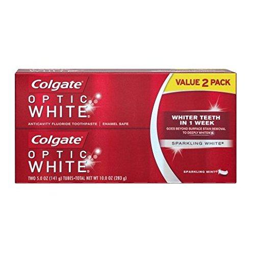 Colgate Anticavity Fluoride Toothpaste Sparkling