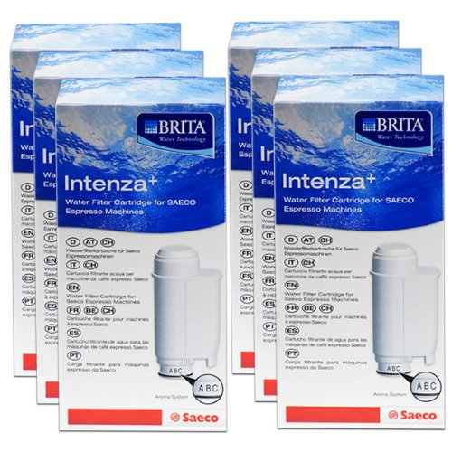 Saeco Intenza+ Water Filter from BRITA Water Technology, Pac
