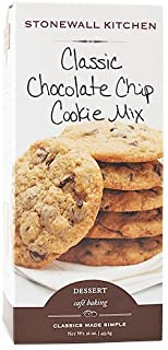 product image for Stonewall Kitchen Classic Chocolate Chip Cookie Mix, 16 Ounce Box