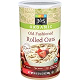 365 Everyday Value, Organic Old-Fashioned Rolled Oats, 18 Ounce