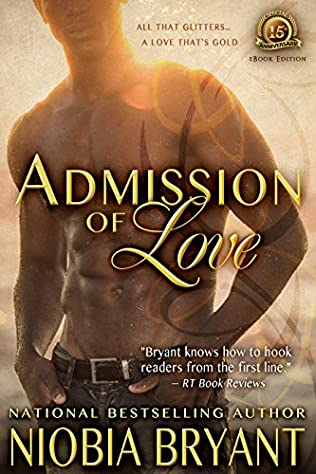 book cover of Admission of Love