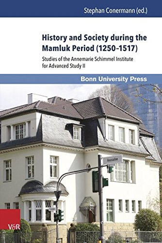 History and Society during the Mamluk Period (1250-1517): Studies of the Annemarie Schimmel Institute for Advanced Study II (Mamluk Studies) by Vandenhoeck & Ruprecht Gmbh & Co
