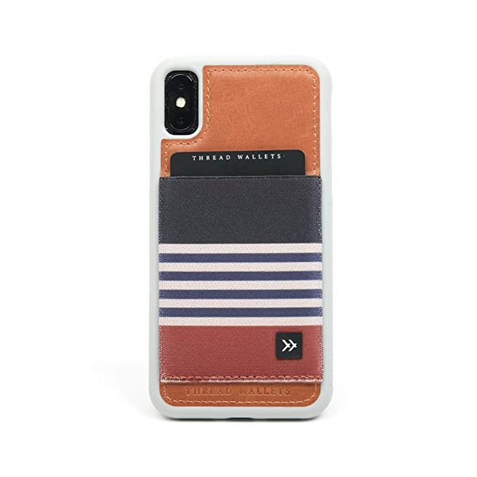 The Thread Wallets - Slim Minimalist iPhone Wallet Case travel product recommended by Grace Shao on Lifney.