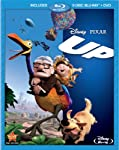 Cover Image for 'Up (2 Disc Blu-ray / DVD Combo)'