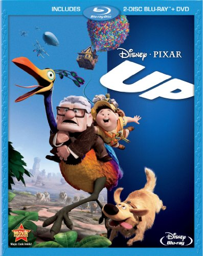 2009 Combo - Up (Three-disc Blu-ray / DVD Combo)