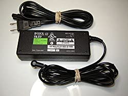 Original Oem Sony Nsg-ac19v Google Tv 3d Nsz-gt1 Blu-ray Ac Adapter Power Supply