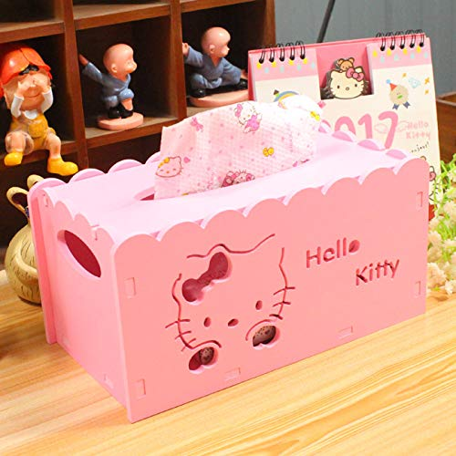 hello kitty car tissue holder - 8