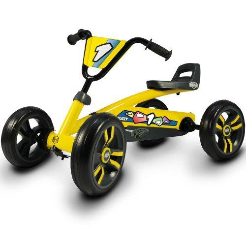 Berg 24.30.00 - Buzzy Pedal-GoKart, gelb
