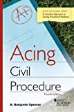 img - for Acing Civil Procedure (Acing Series) book / textbook / text book